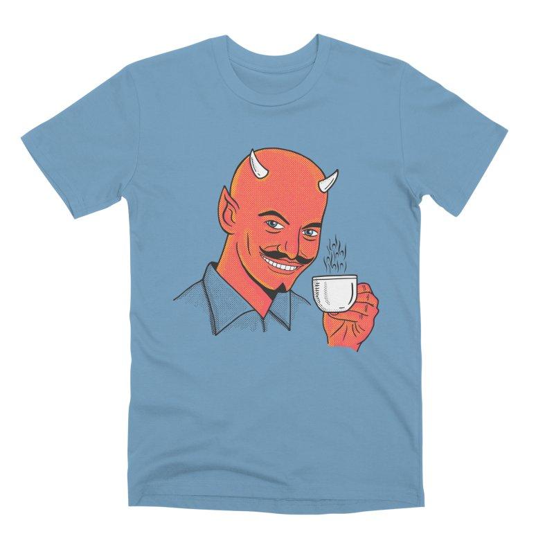 Espressoul Men's T-Shirt by Ibyes