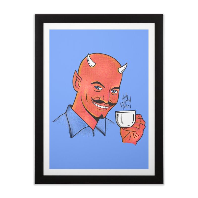 Espressoul Home Framed Fine Art Print by Ibyes