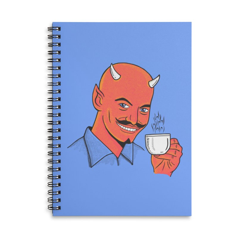 Espressoul Accessories Notebook by Ibyes