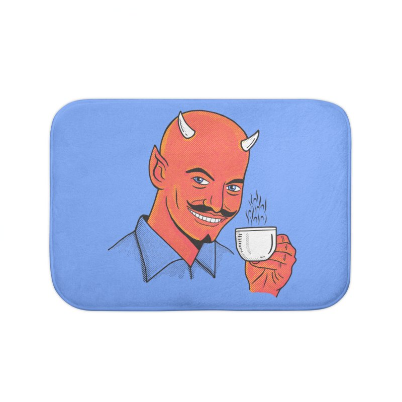 Espressoul Home Bath Mat by Ibyes