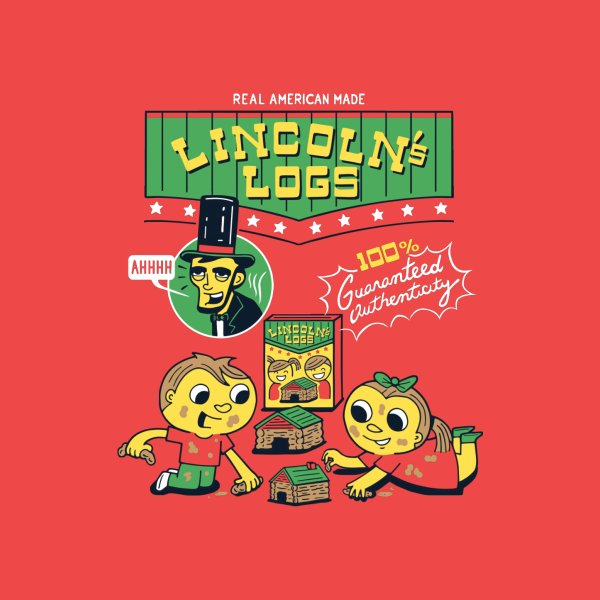 image for Lincoln's Logs