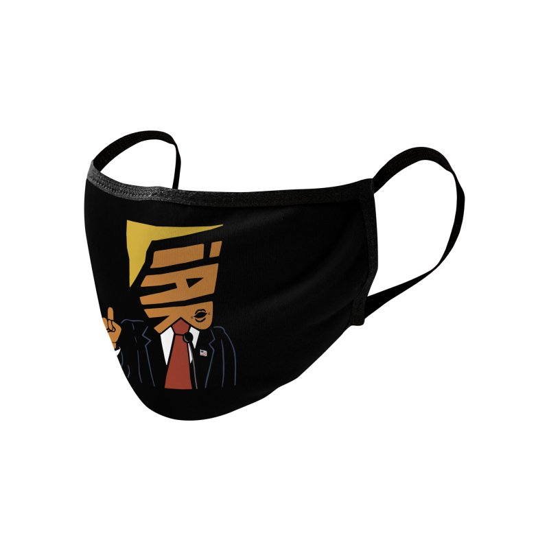 Liar Accessories Face Mask by Ibyes
