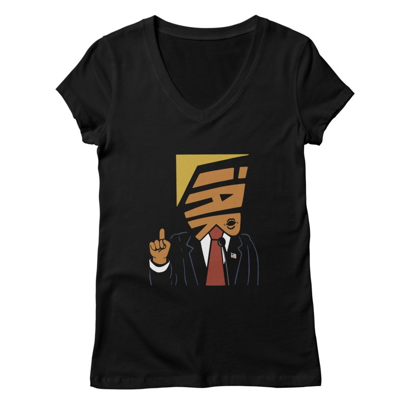 Liar Women's V-Neck by Ibyes