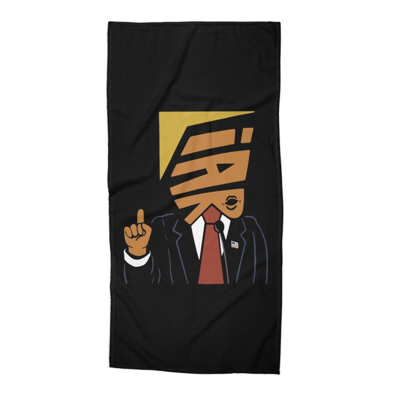 Liar Accessories Beach Towel by Ibyes