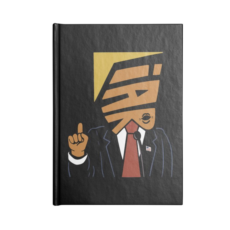 Liar Accessories Notebook by Ibyes