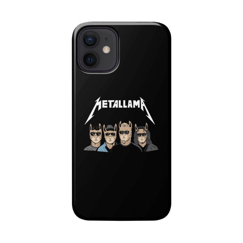 Metallama Accessories Phone Case by Ibyes