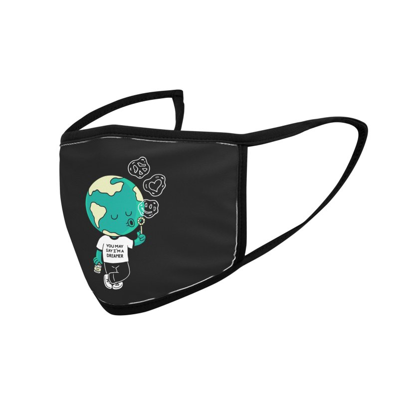 Dreamer Accessories Face Mask by Ibyes