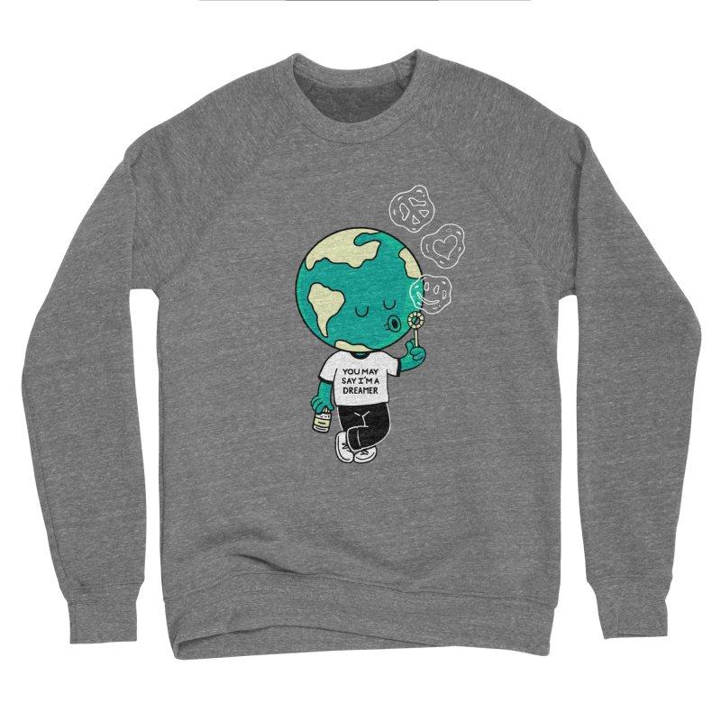 Dreamer Men's Sweatshirt by Ibyes