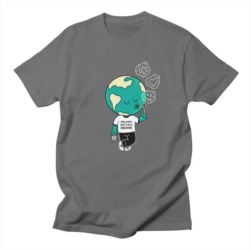 Dreamer Women's T-Shirt by Ibyes
