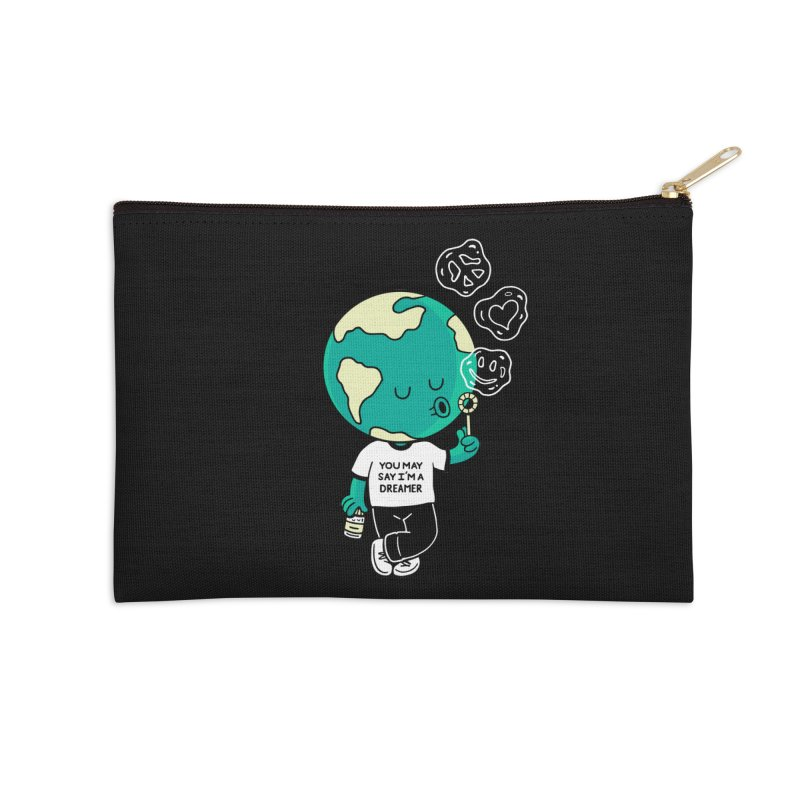 Dreamer Accessories Zip Pouch by Ibyes