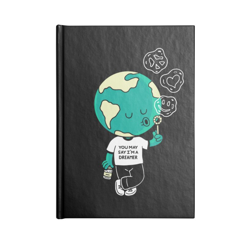 Dreamer Accessories Notebook by Ibyes