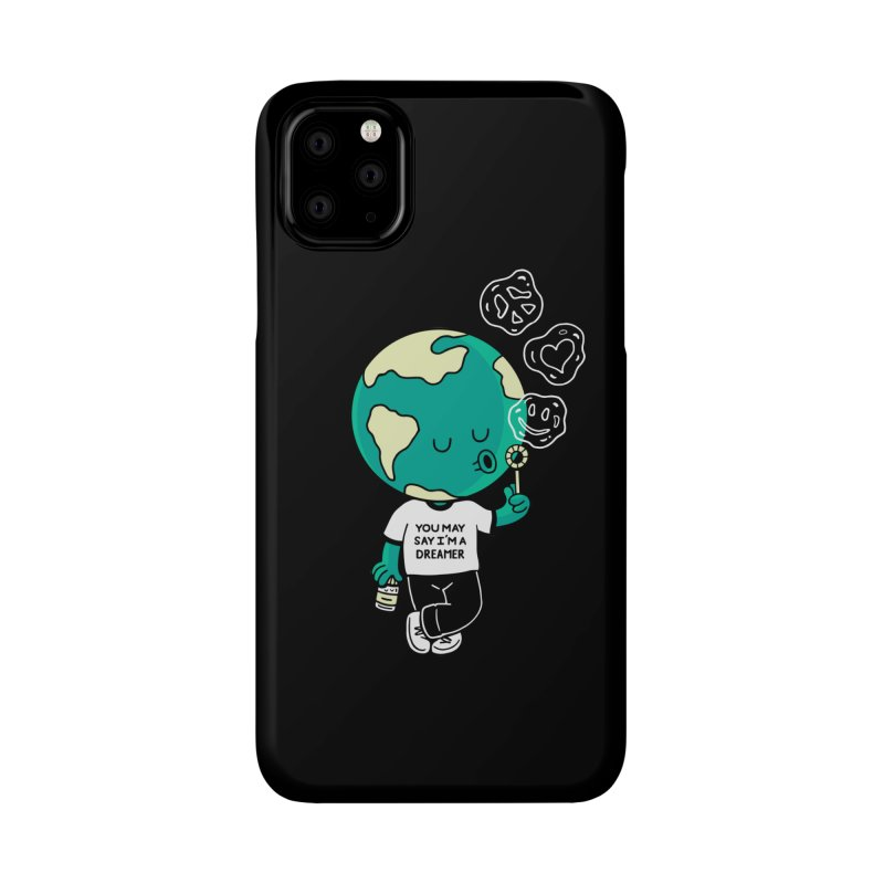 Dreamer Accessories Phone Case by Ibyes