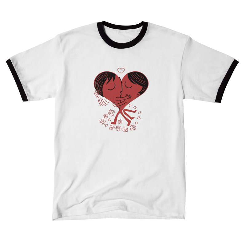 Half a Heart Women's T-Shirt by Ibyes