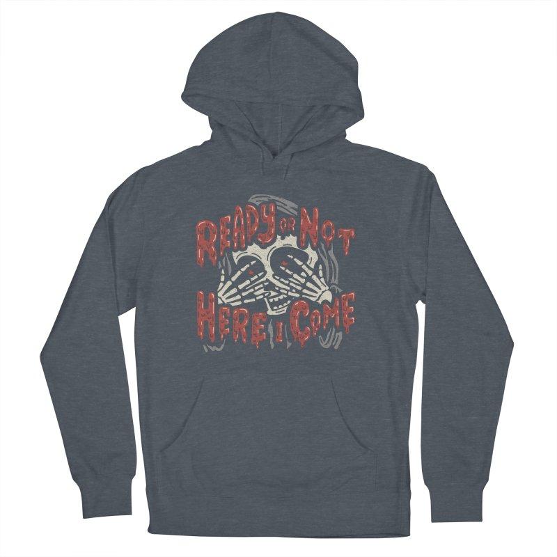 The Grim Seeker Men's Pullover Hoody by Ibyes