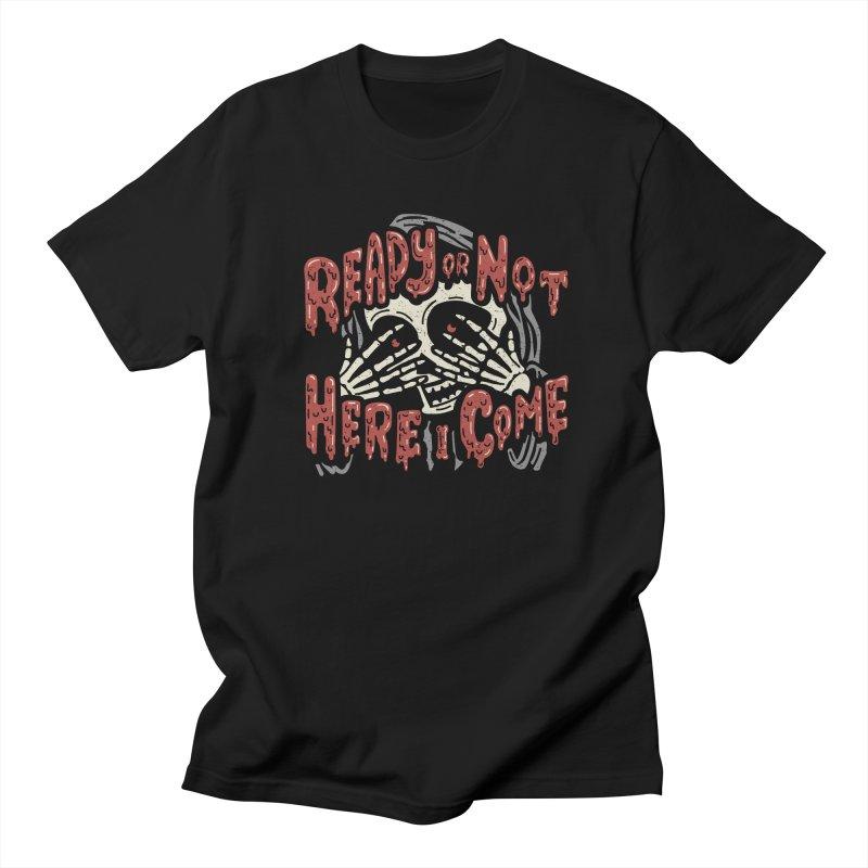The Grim Seeker Women's Unisex T-Shirt by Ibyes