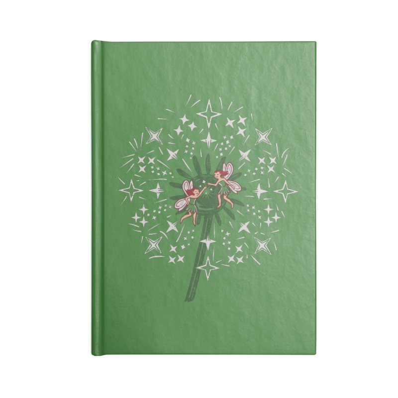 Fairy Fist Bump Accessories Notebook by Ibyes