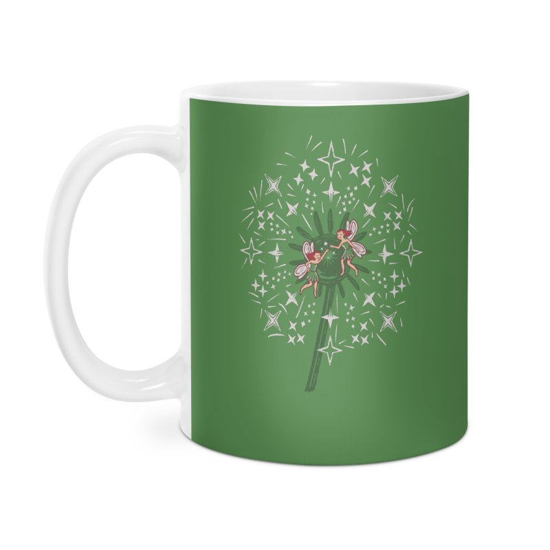 Fairy Fist Bump Accessories Mug by Ibyes