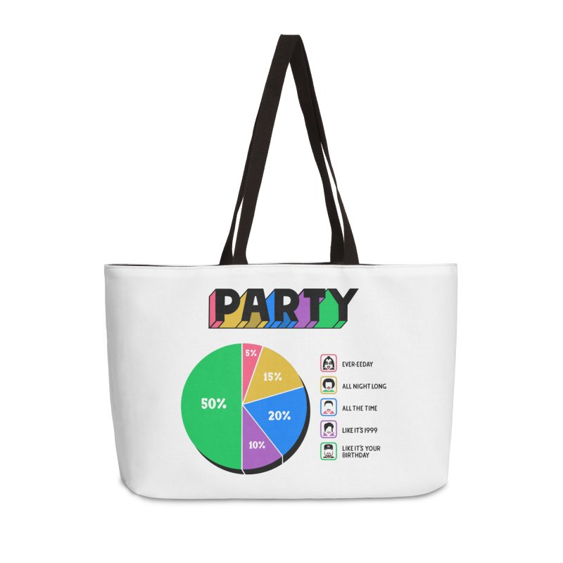 Party Charty Accessories Bag by Ibyes