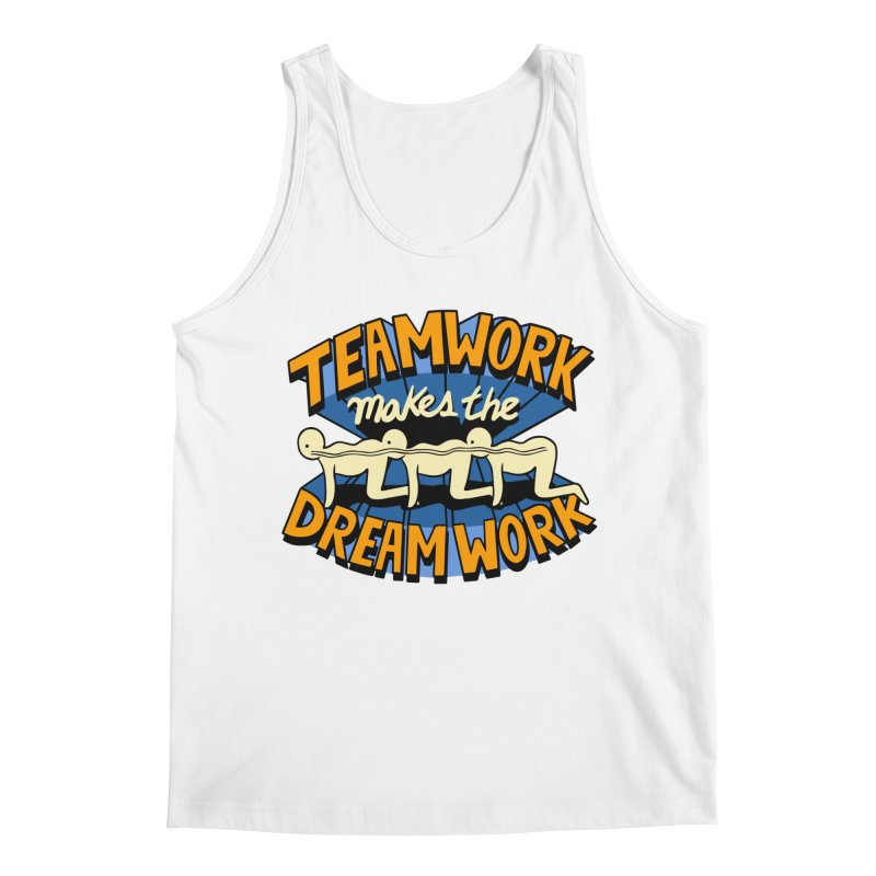 Teamwork Men's Tank by Ibyes