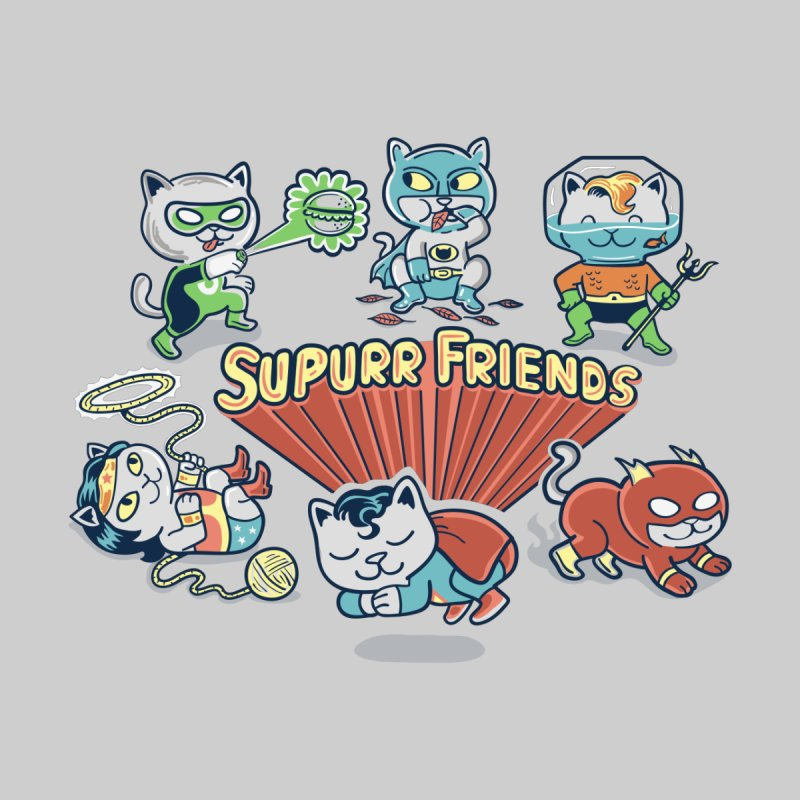 Supurr Friends None  by Ibyes