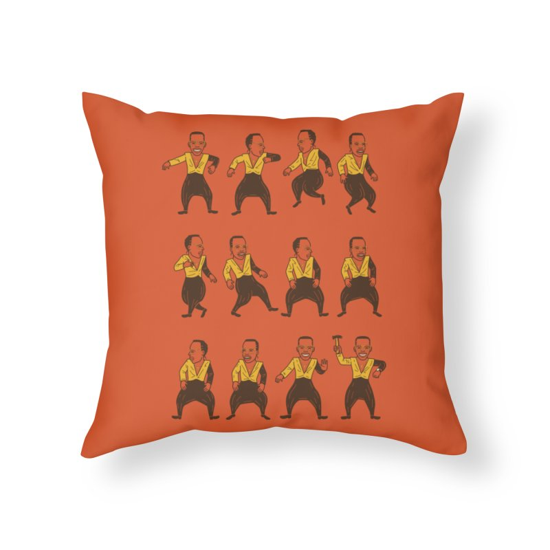 Stop 90's time Home Throw Pillow by Ibyes
