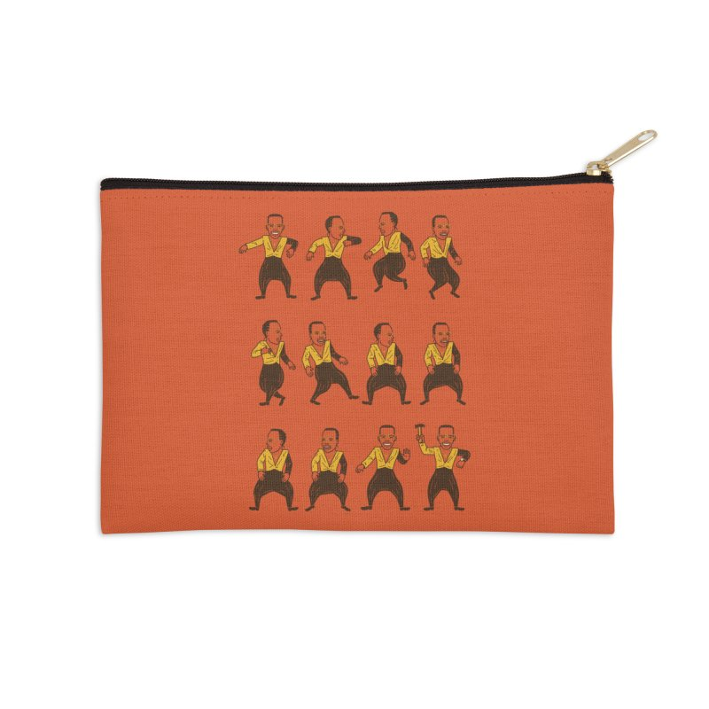 Stop 90's time Accessories Zip Pouch by Ibyes