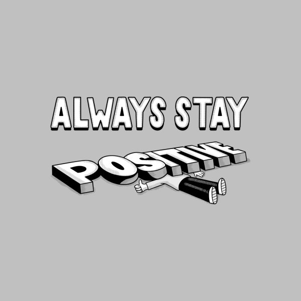 image for Stay Positive