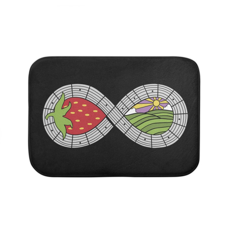 S.F.F. Home Bath Mat by Ibyes