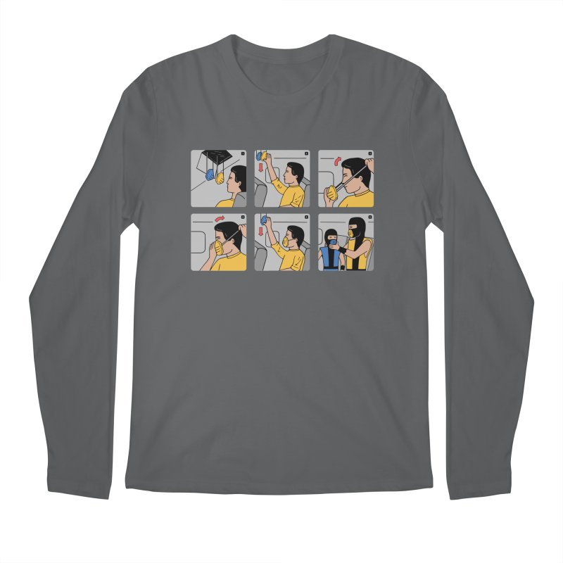 Emergency Kosplay Men's Longsleeve T-Shirt by Ibyes