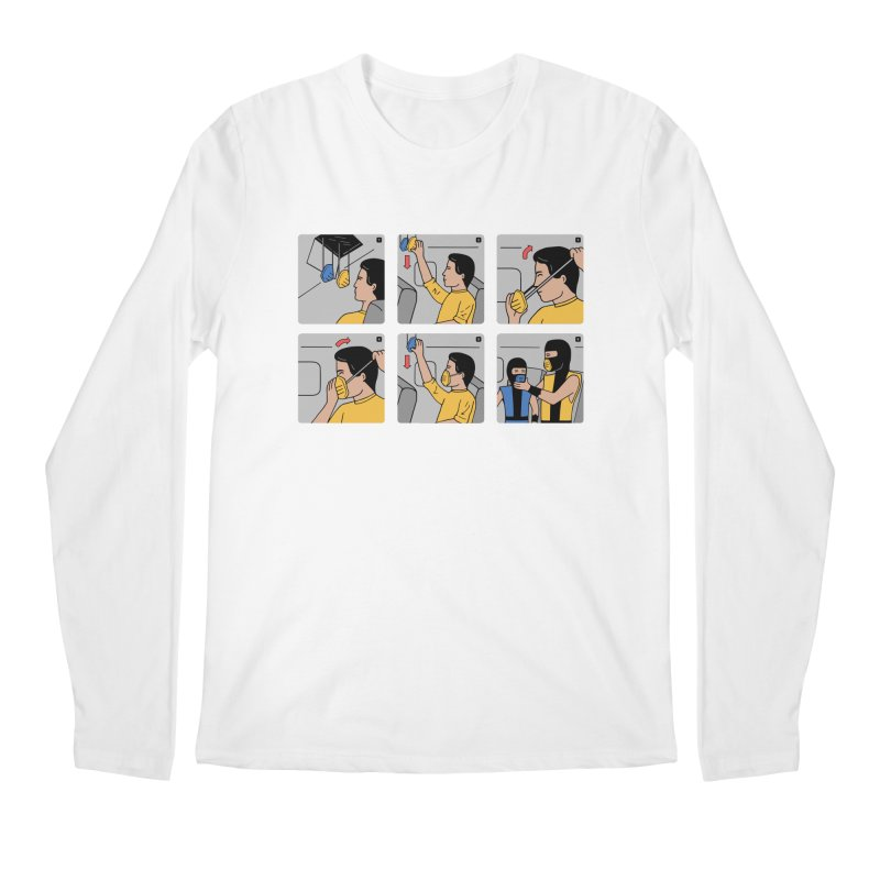 Emergency Kosplay Men's Longsleeve T-Shirt by Ibyes
