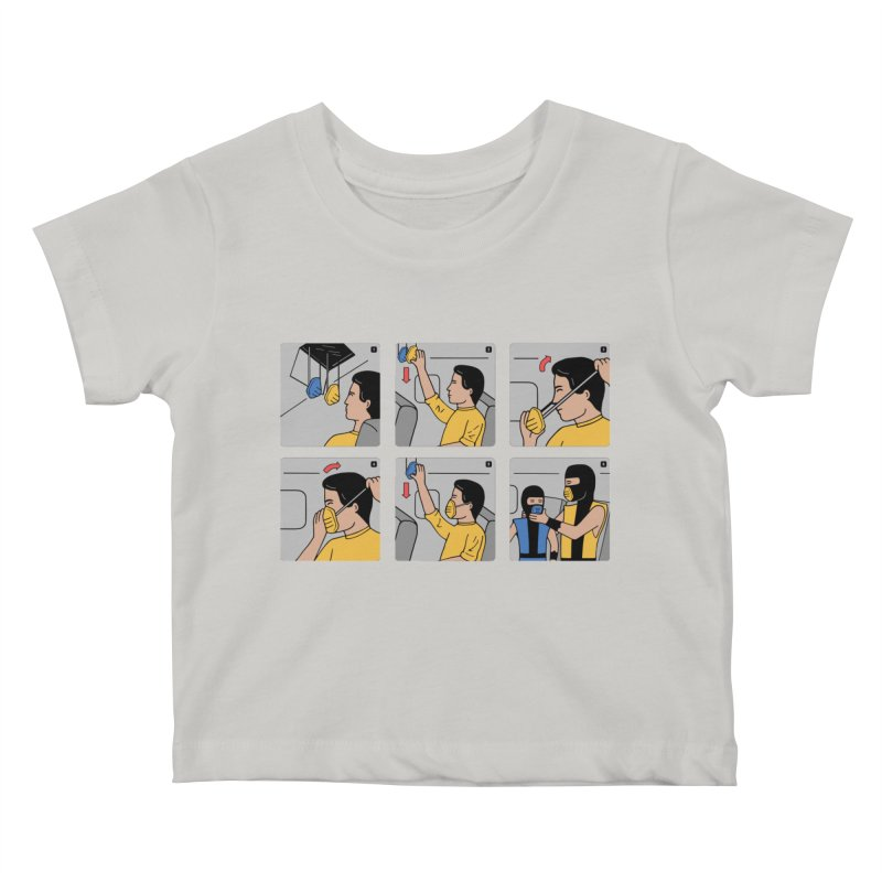 Emergency Kosplay Kids Baby T-Shirt by Ibyes
