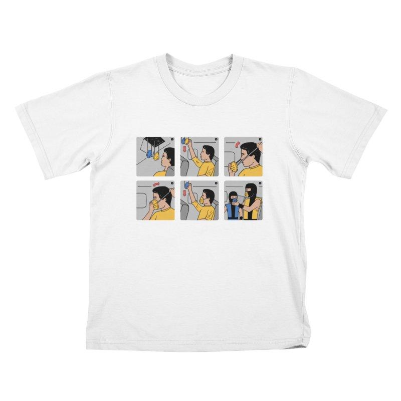 Emergency Kosplay Kids T-Shirt by Ibyes