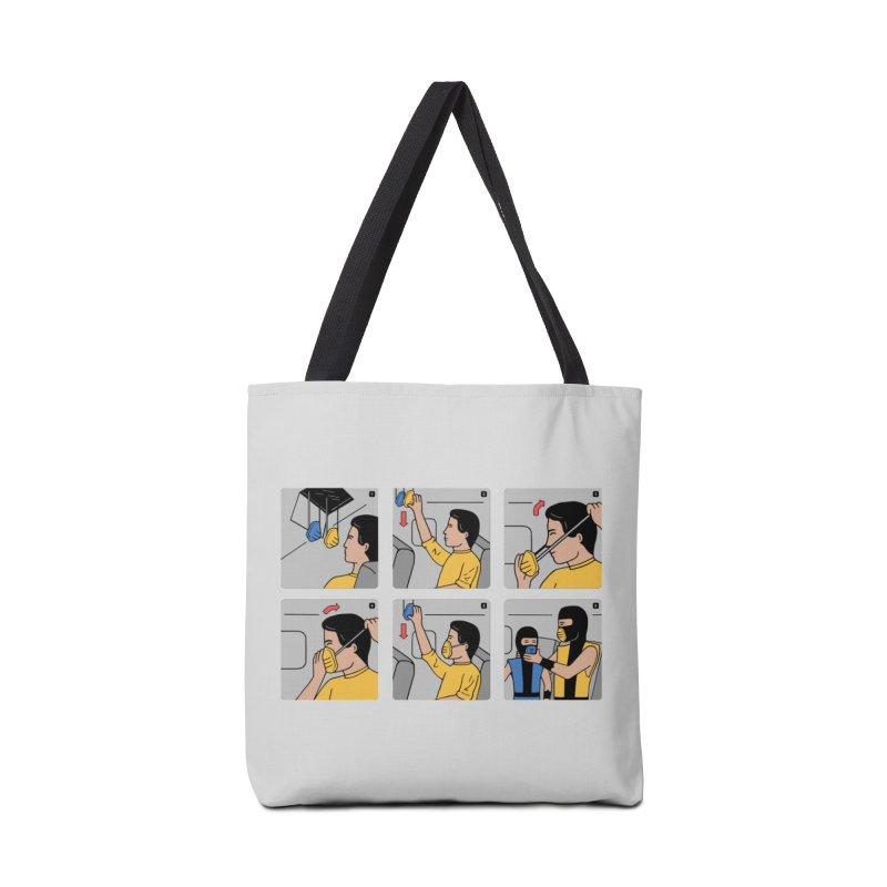 Emergency Kosplay Accessories Bag by Ibyes