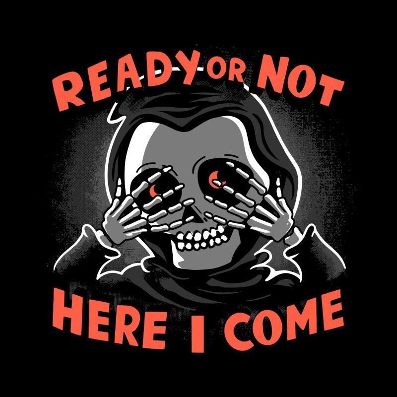 Grim Seeker Men's T-Shirt by Ibyes