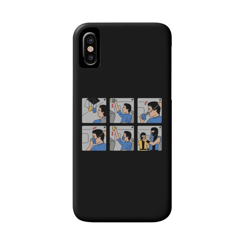 Emergency Kosplay Redux Accessories Phone Case by Ibyes