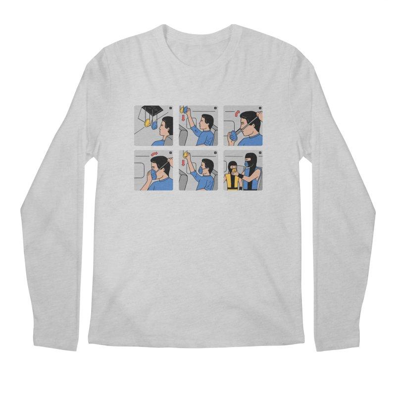 Emergency Kosplay Redux Men's Longsleeve T-Shirt by Ibyes