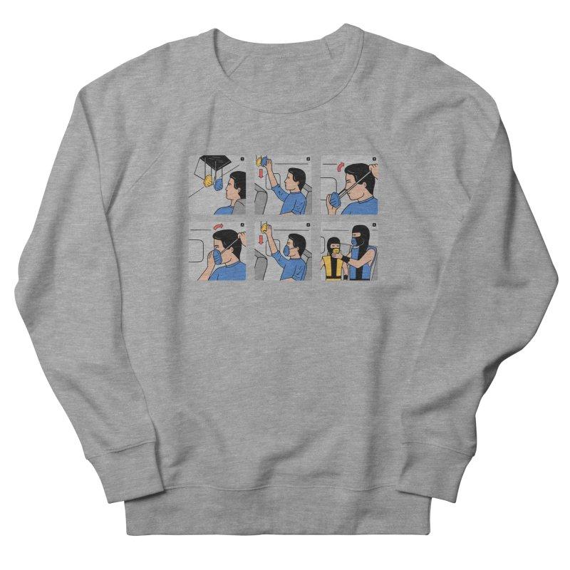 Emergency Kosplay Redux Men's Sweatshirt by Ibyes