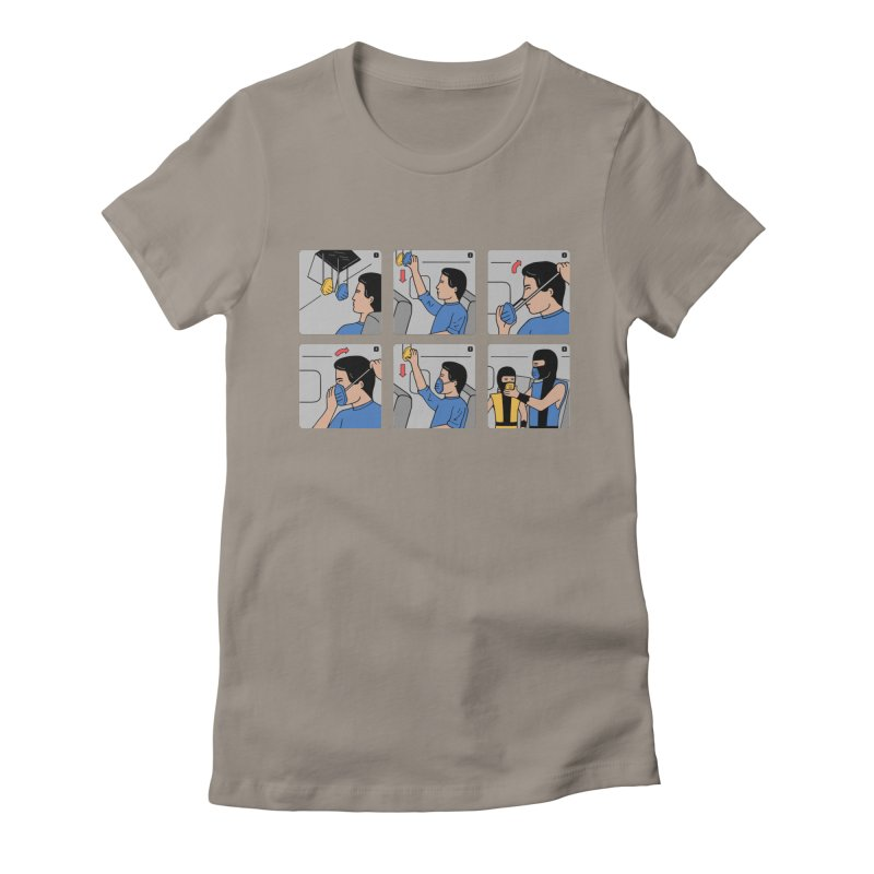 Emergency Kosplay Redux Women's T-Shirt by Ibyes