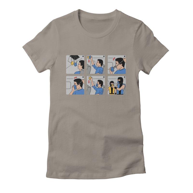 Emergency Kosplay Redux Women's T-Shirt by Ibyes