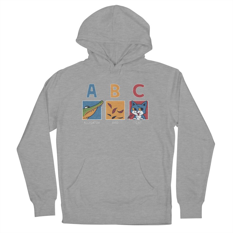 A-B See Ya! Men's Pullover Hoody by Ibyes