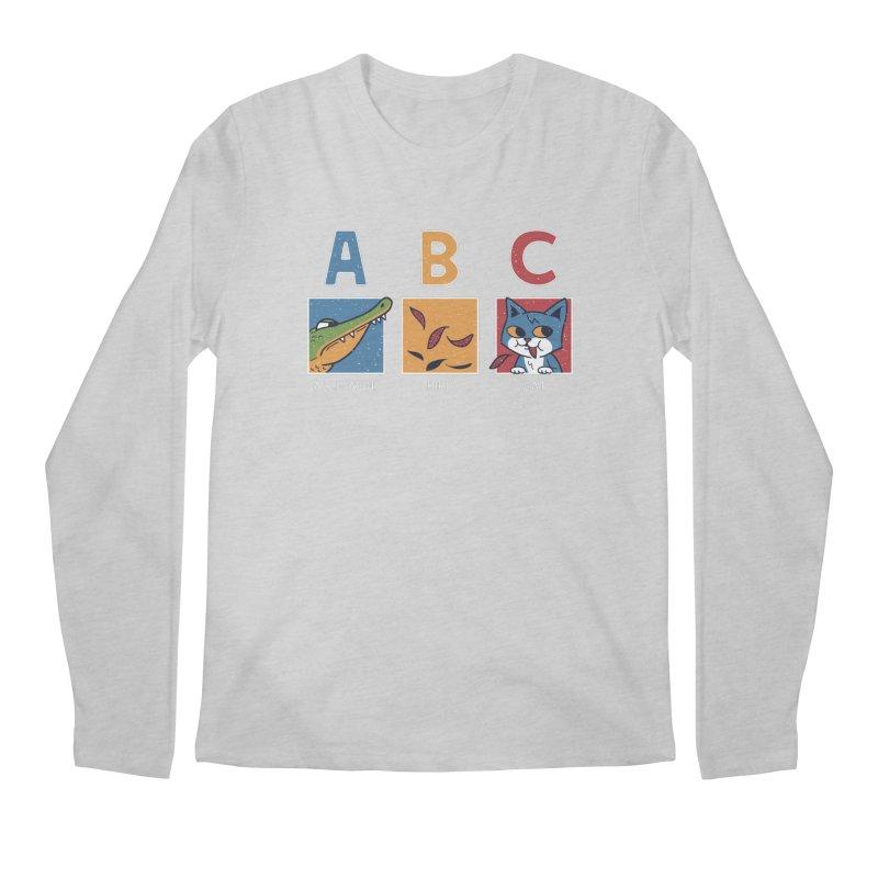 A-B See Ya! Men's Regular Longsleeve T-Shirt by Ibyes