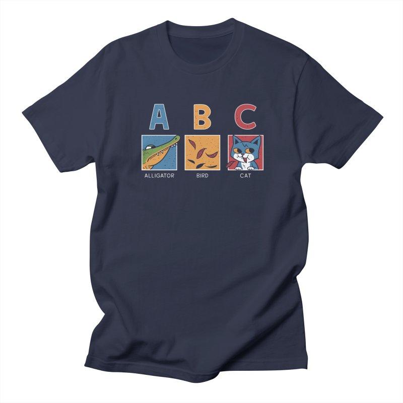 A-B See Ya! Men's T-Shirt by Ibyes