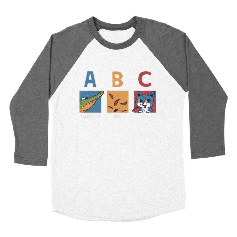 A-B See Ya! Women's Baseball Triblend Longsleeve T-Shirt by Ibyes