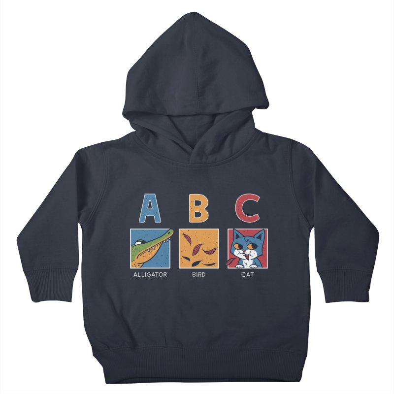 A-B See Ya! Kids Toddler Pullover Hoody by Ibyes