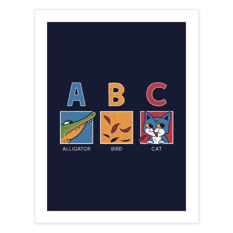 A-B See Ya! Home Fine Art Print by Ibyes