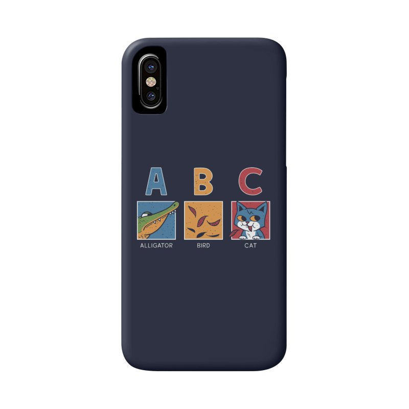A-B See Ya! Accessories Phone Case by Ibyes