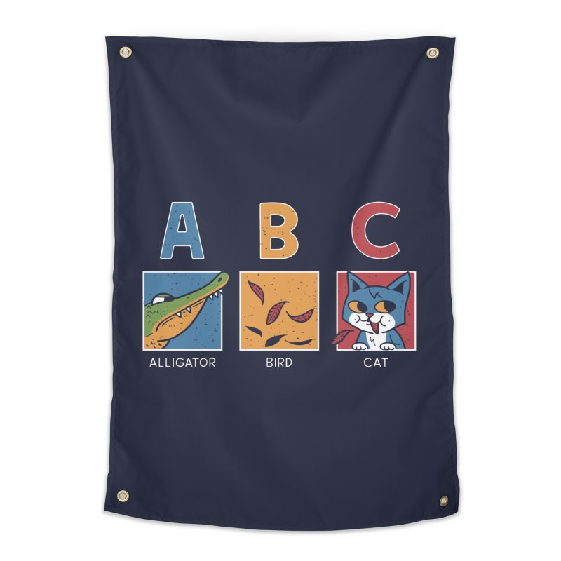 A-B See Ya! Home Tapestry by Ibyes