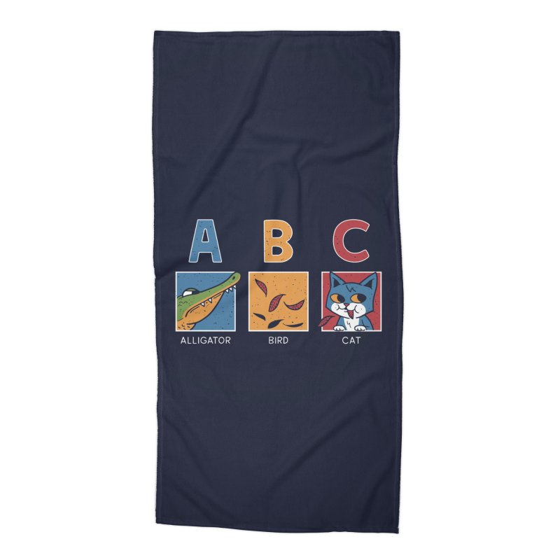A-B See Ya! Accessories Beach Towel by Ibyes