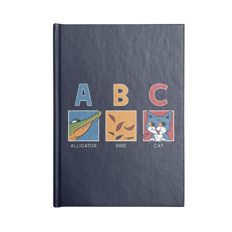 A-B See Ya! Accessories Notebook by Ibyes