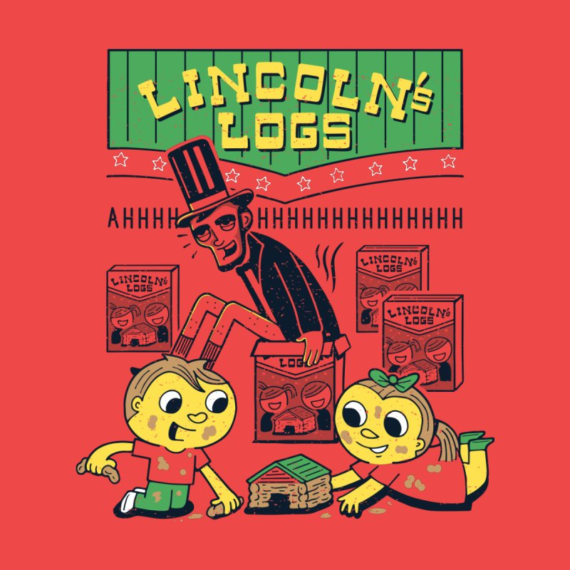 Lincoln's Logs   by Ibyes